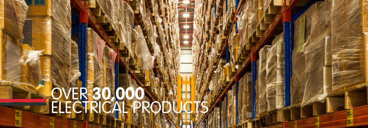 Over 30,000 Electrical Products
